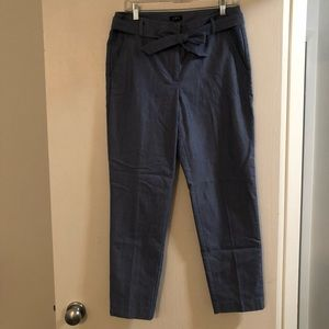 Women's Ankle Chambray Pants